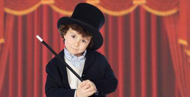 trucos de magia para niños faciles de hacer